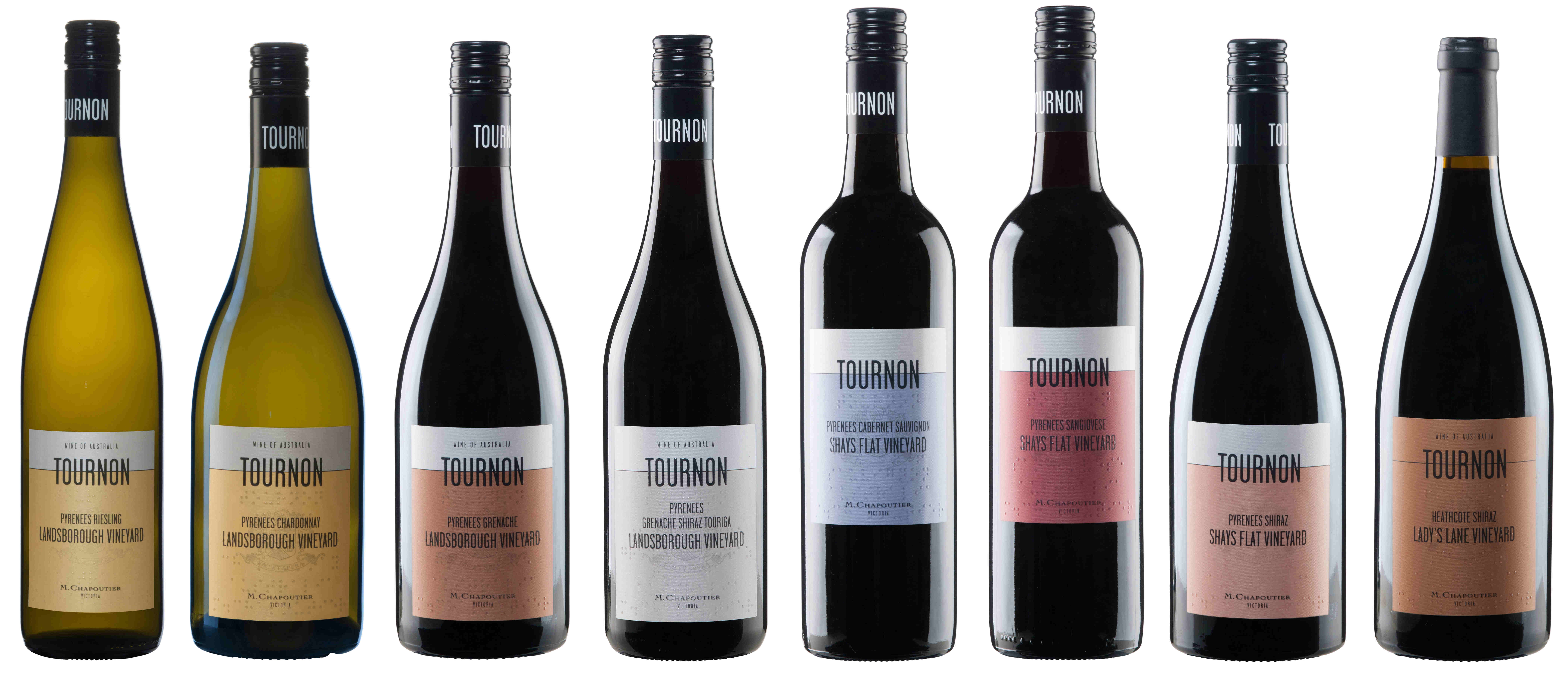Our Tournon Range